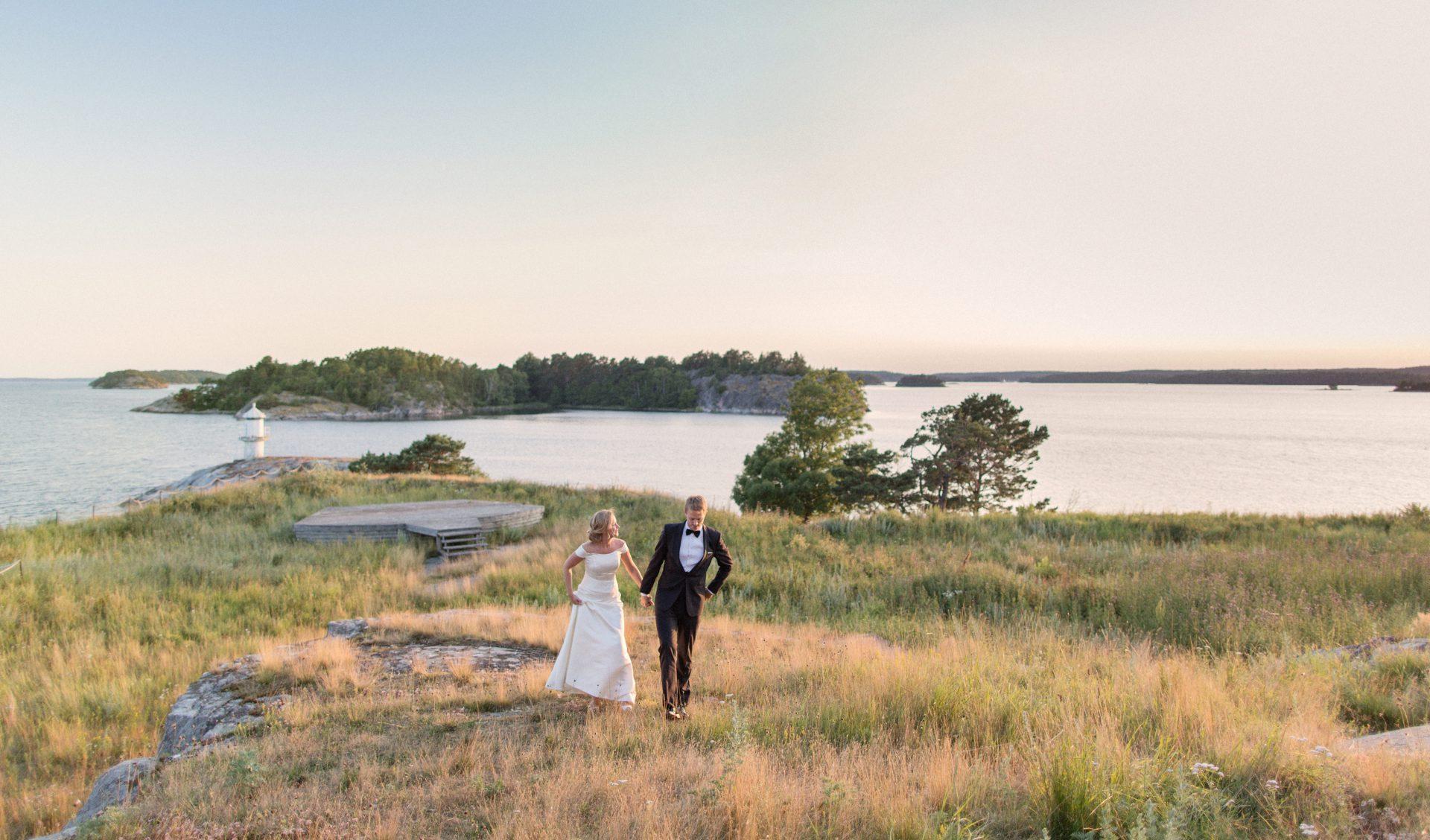 Bröllopsfotograf Lena Larsson jobbar över hela Sverige.      © Lena Larsson