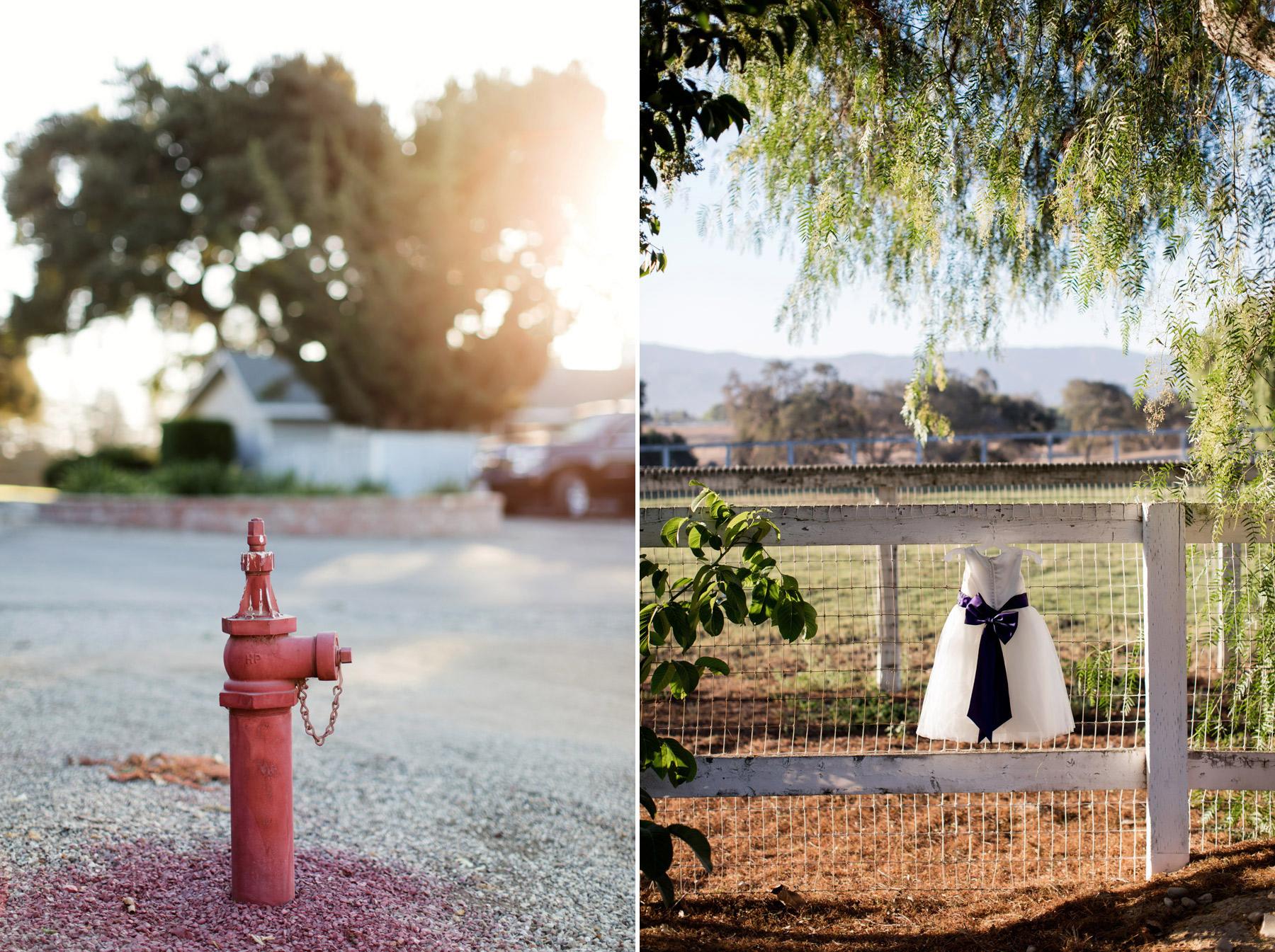 brudnabbsklanning brollop pa roblar winery kalifornien