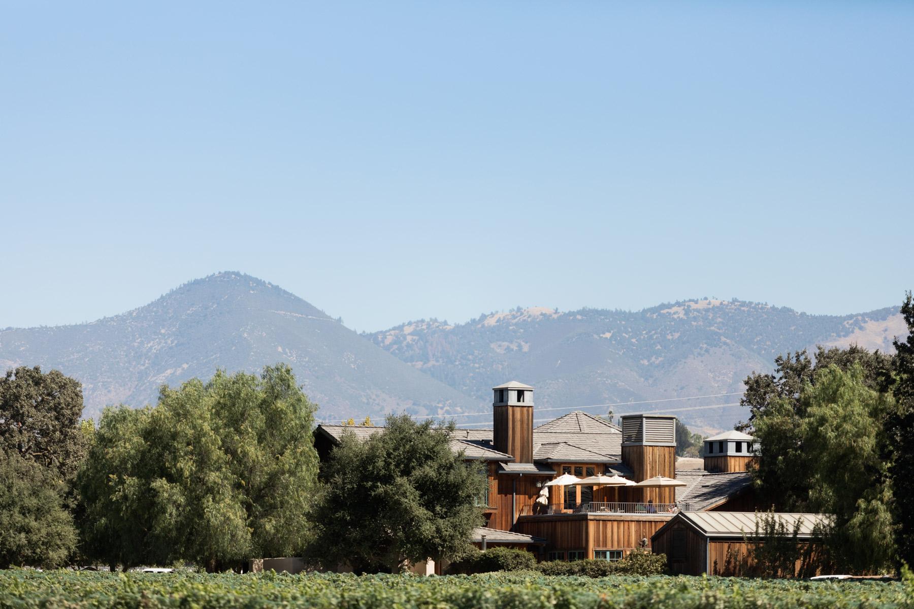 Roblar Winery Los Olivos california