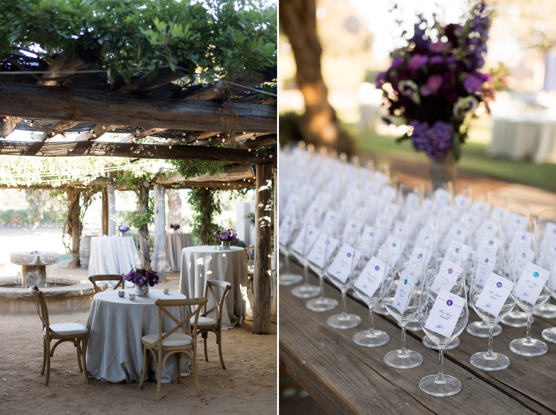 wedding at the roblar winery