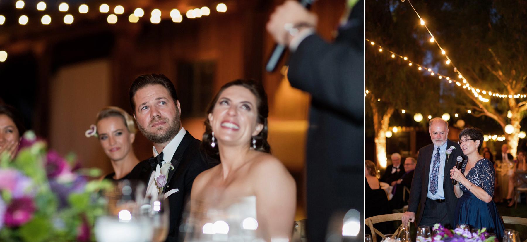 roblar winery wedding speeches