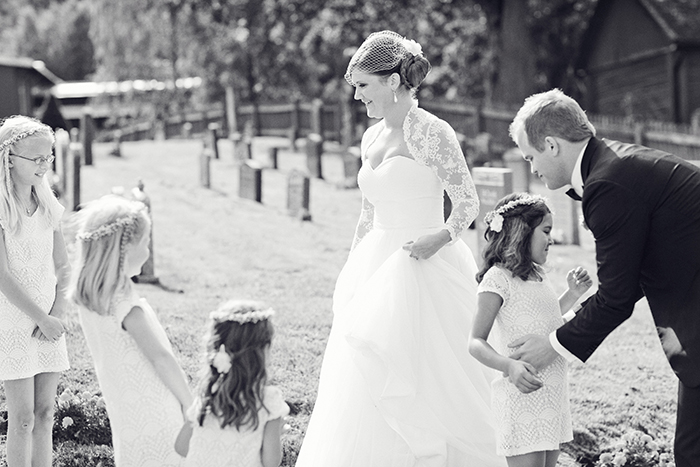 Bröllop på Fåfängan, Beatelund - Bröllopsfotograf Lena Larsson