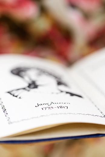 temabröllop Jane Austen