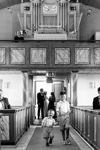kyrkbröllop, brudnäbb