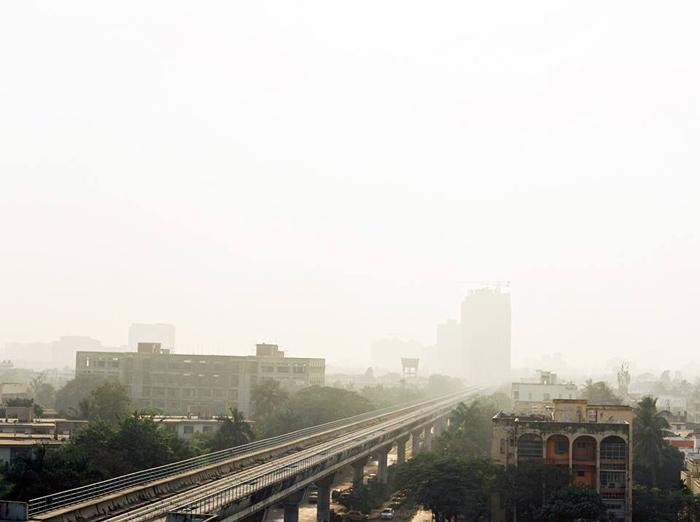 View of Calcutta