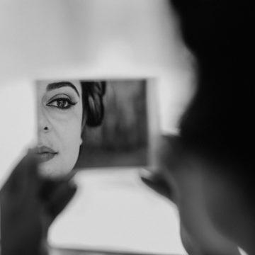 spegelreflektion brollop