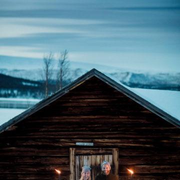 brollop Lappland