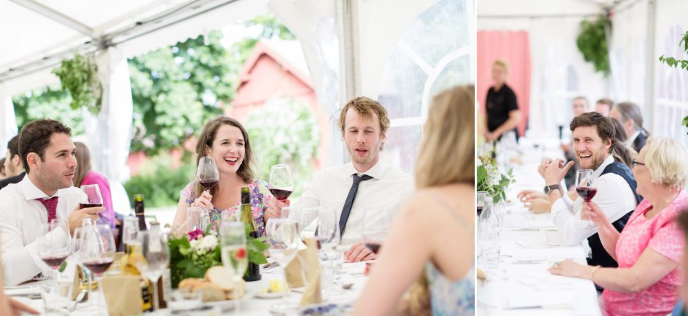 wedding toasts in sweden