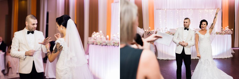 turkiskt bröllop