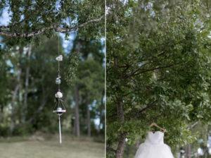 wedding dress at chinese swedish wedding