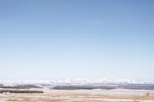 View of the Pentlands, Scotland