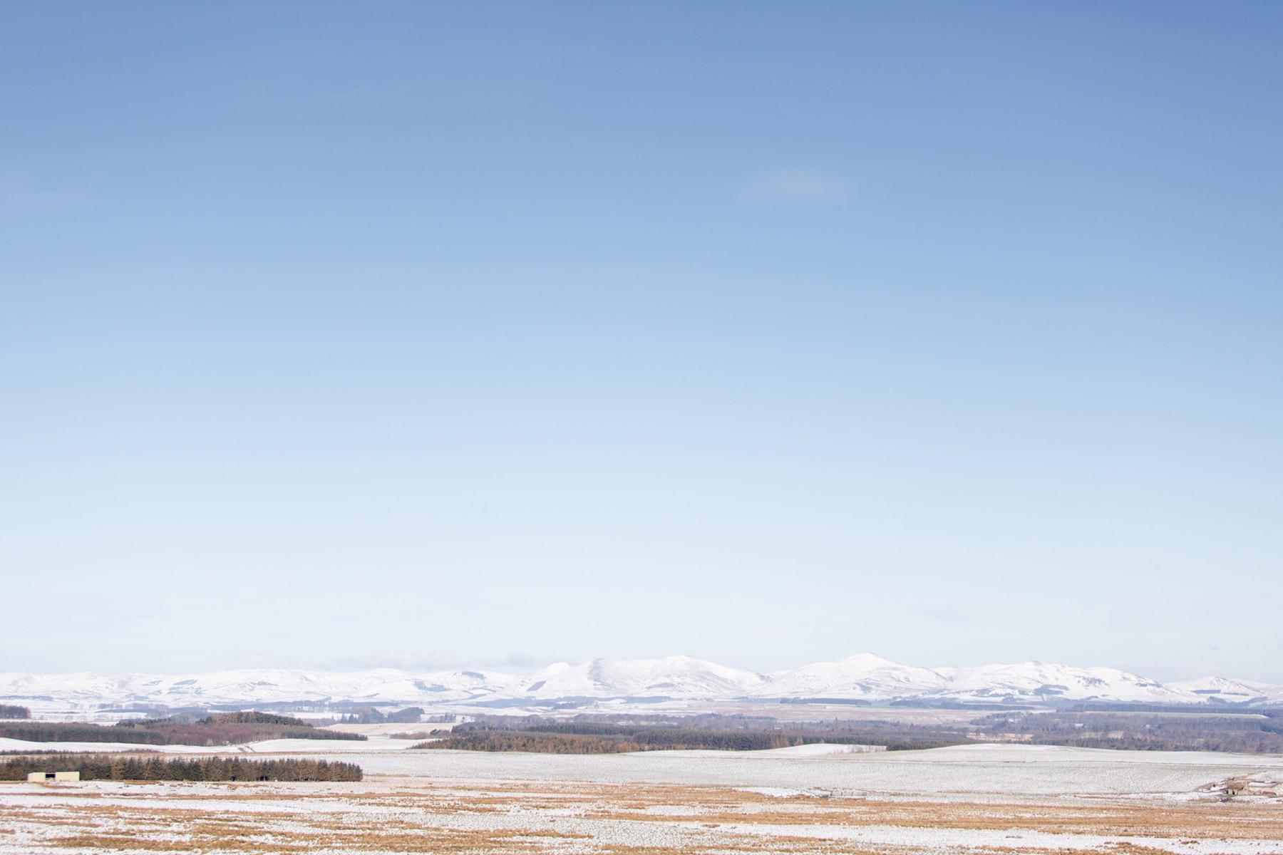vintervy i skottland