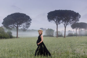 naturliga gravidbilder