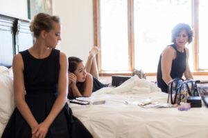 bridesmaids in los olivos