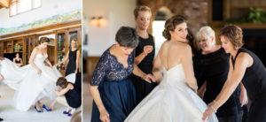 gorgeous bride los olivos