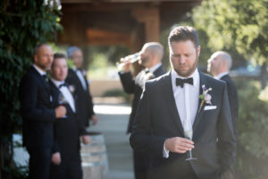 brudgum i kalifornien