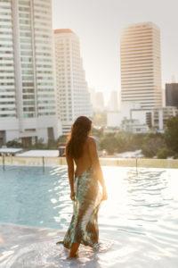 Solnedgand Bangkok