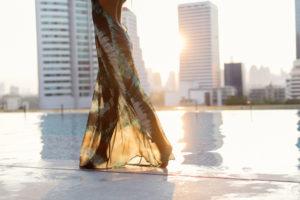 golden light bangkok