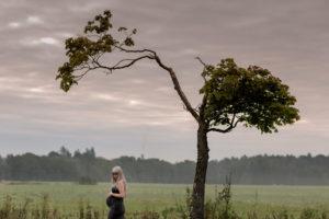 hostfotografering gravid
