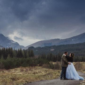 Skottland Bröllop
